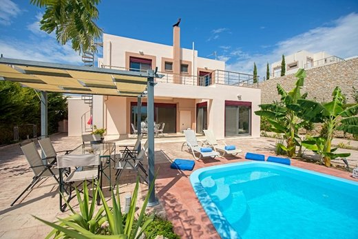 4 bedroom Villa in Afandou RE0576