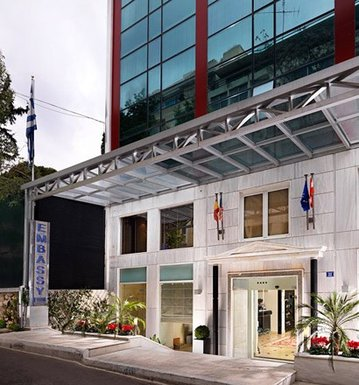 Best Western Plus Embassy Hotel