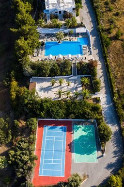 Bianco Olympico Beach Resort