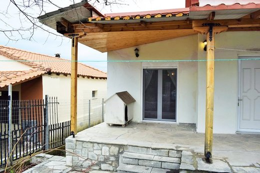 2 bedroom Detached house in Gerakini RE0882