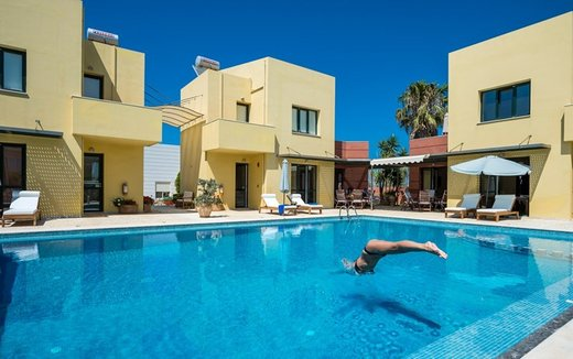 3 bedroom Villa in Maleme RE0364