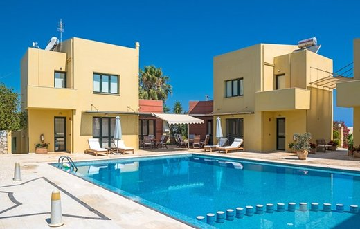 3 bedroom Villa in Maleme RE0365