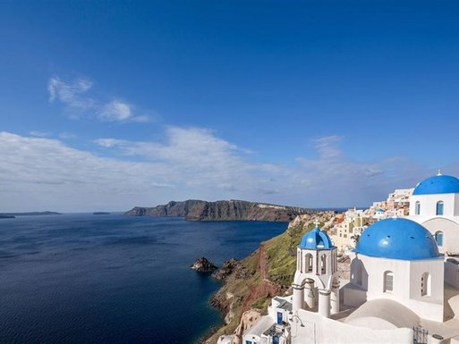 La Maltese Oia Luxury Suites
