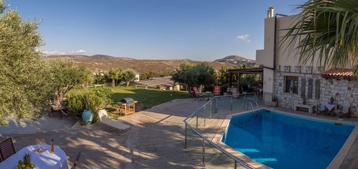 5 bedroom Villa in Heraklion RE0052