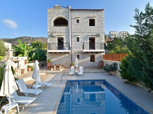 4 bedroom Villa in Crete RE0647