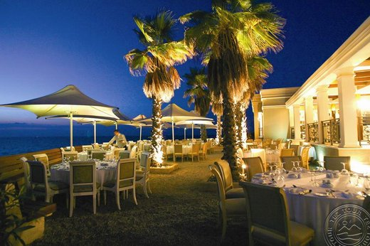 GRECOTEL MANDOLA ROSA EXCLUSIVE RESORT