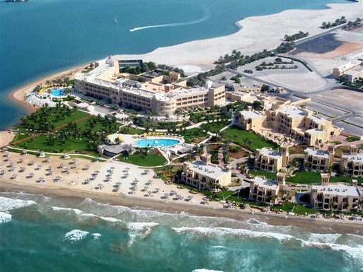 AL HAMRA FORT BEACH RESORT & SPA