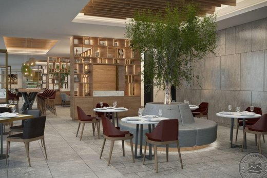 DOUBLE TREE BY HILTON SHARJAH WATERFRONT HOTEL & RESIDENCES