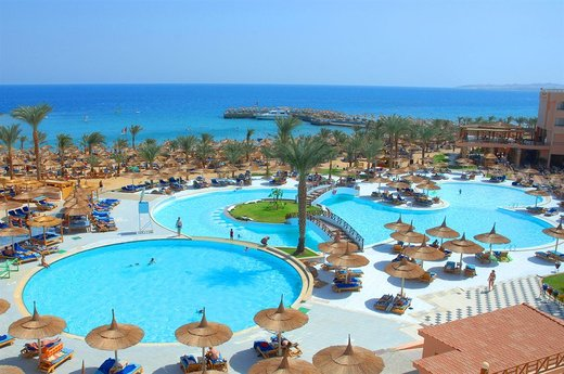 BEACH ALBATROS RESORT HURGHADA