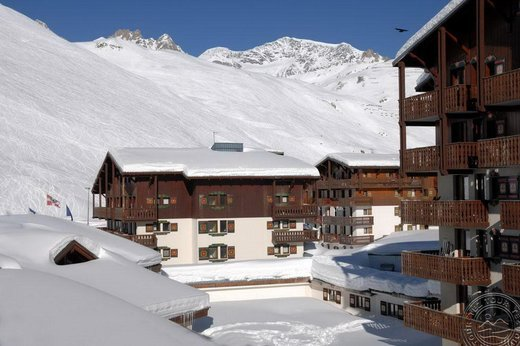 LE CHALET ALPINA ODALYS RESIDENCE (TIGNES VAL CLARET)