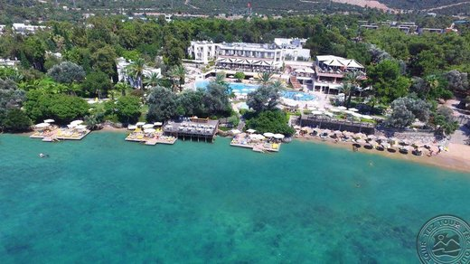 DOUBLE TREE BY HILTON BODRUM ISIL CLUB RESORT