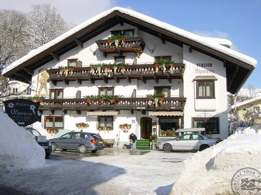 ALPENROSE PENSION (ZELL AM SEE)