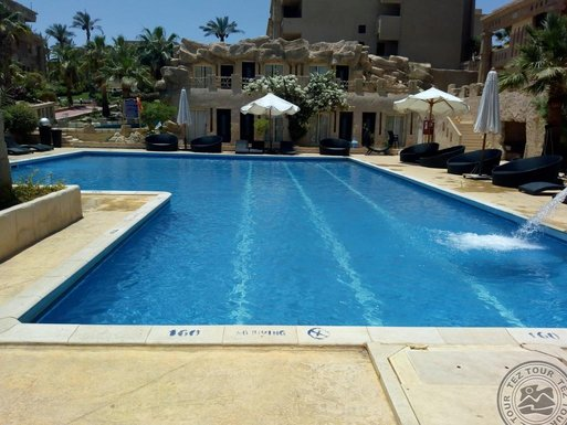 EL HAYAT SHARM RESORT (EX. EL HAYAT SWISS INN RESORT)