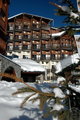 LE SILVERALP ODALYS RESIDENCE (VAL THORENS)