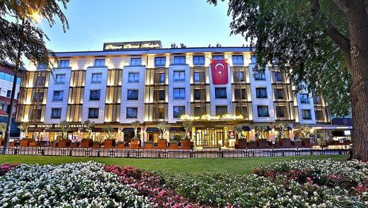 DOSSO DOSSI HOTELS & SPA DOWNTOWN-VATAN AVENUE