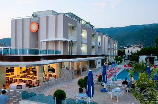 DOGAN BEACH RESORT