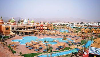 PICKALBATROS AQUA BLUE RESORT SHARM EL SHEIKH