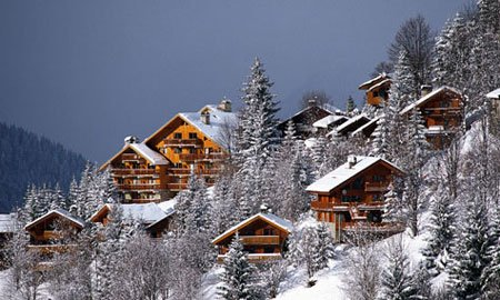 APARTMENTS (IN MERIBEL MOTTARET)
