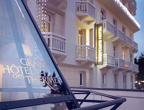 MERCURE GRAND HOTEL DES THERMES
