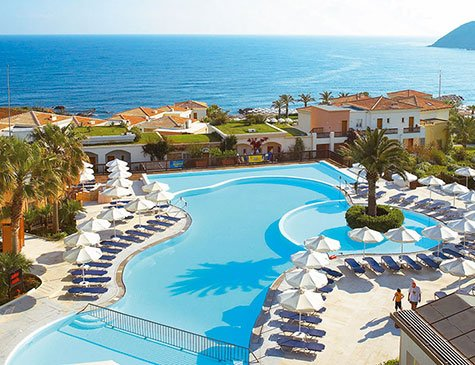 GRECOTEL CLUB MARINE PALACE & SUITES