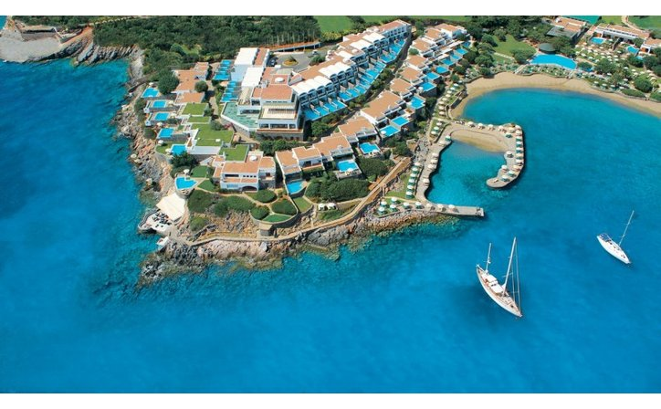 ELOUNDA PENINSULA ALL SUITE HOTEL