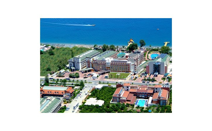 PGS HOTELS ROSE RESIDENCE BEACH