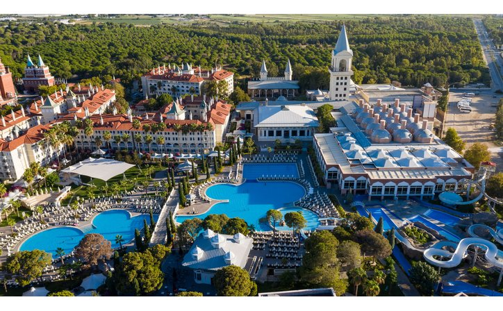 SWANDOR HOTELS RESORT TOPKAPI PALACE (EX.WOW TOPKAPI PALACE)