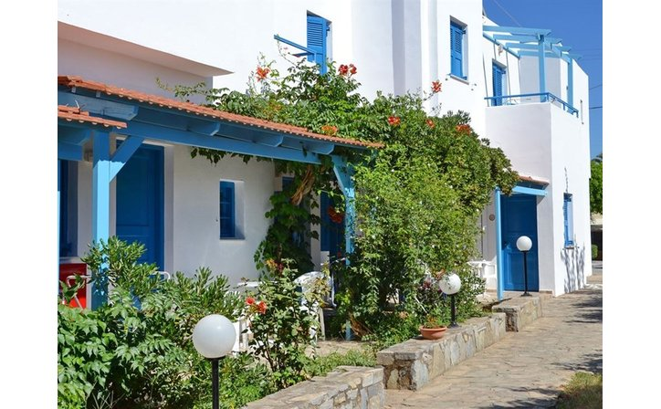 Galeana Beach Hotel- Apartments
