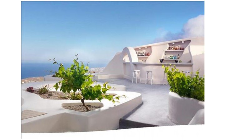 Dome Resort Santorini
