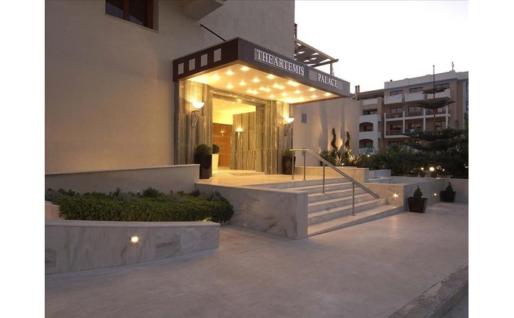 Theartemis Palace Hotel