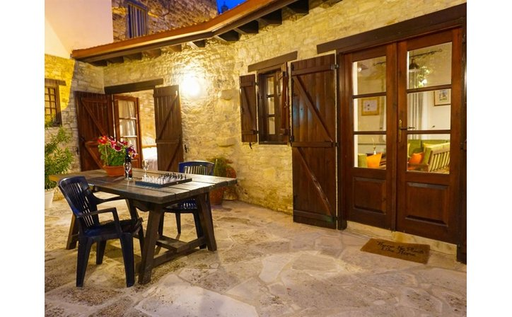 Pantelis Traditional House