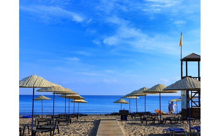 Apollonia Beach Resort & Spa