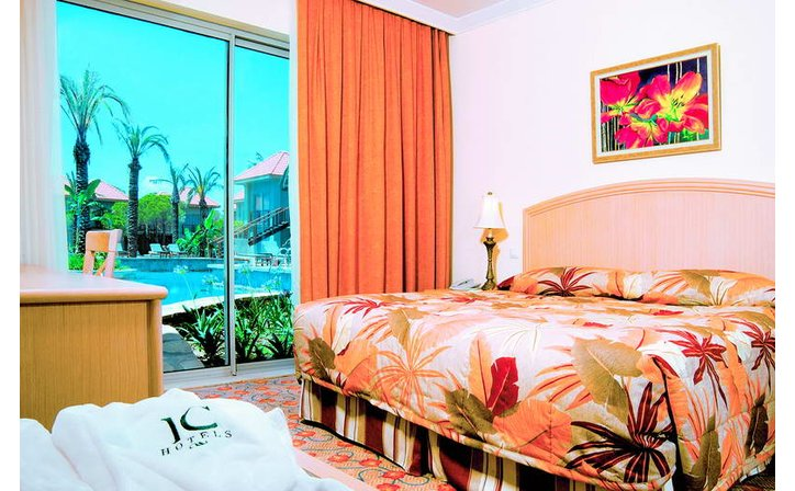 IC HOTELS RESIDENCE SPECIAL CATEGORY
