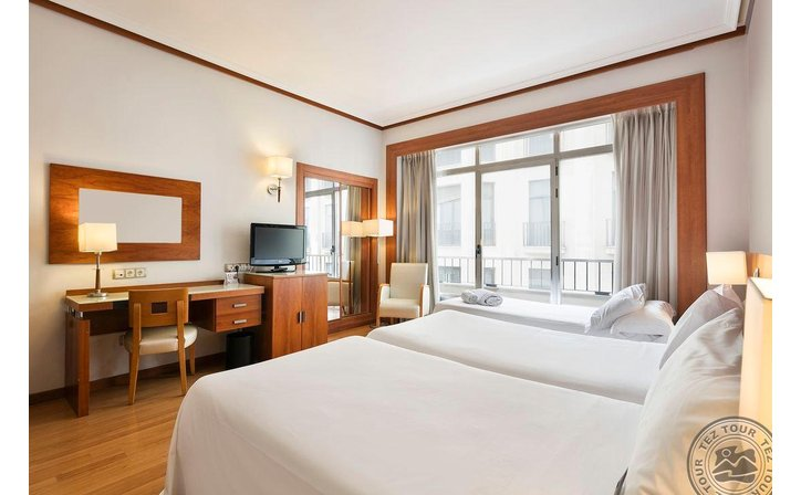 TRYP MADRID PLAZA ESPANA