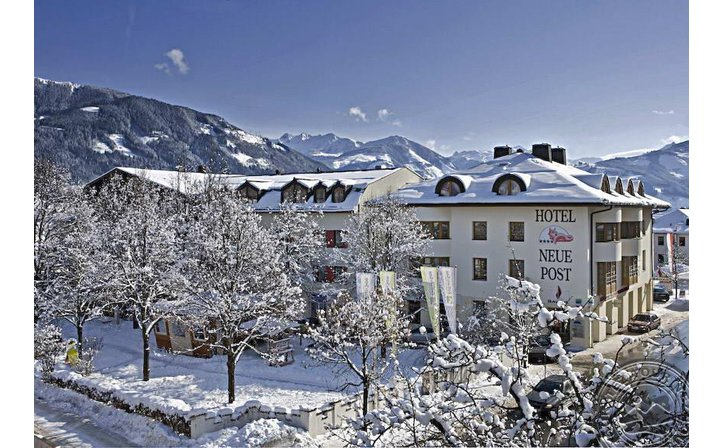 NEUE POST HOTEL (ZELL AM SEE)