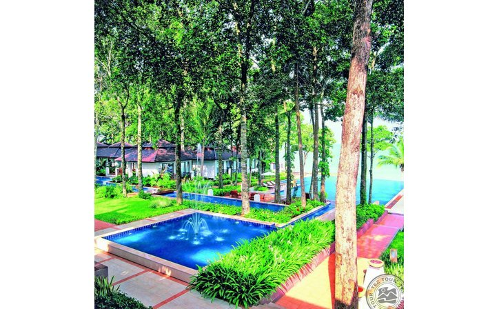 CHANG BURI RESORT & SPA (VILLA /SEASIDE)