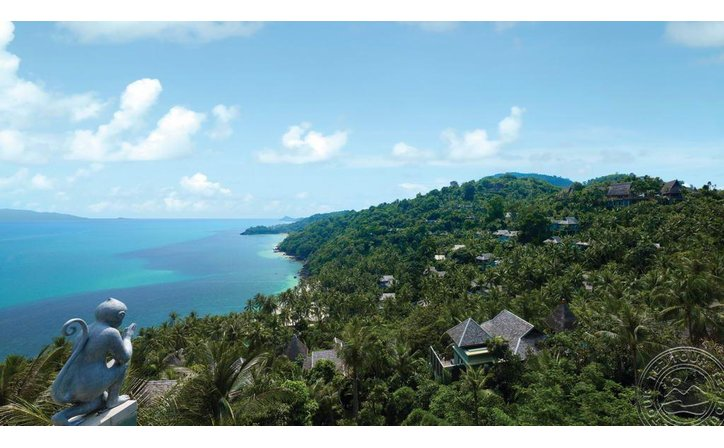 FOUR SEASONS RESORT SAMUI