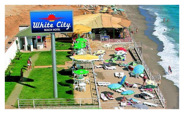 WHITE CITY BEACH