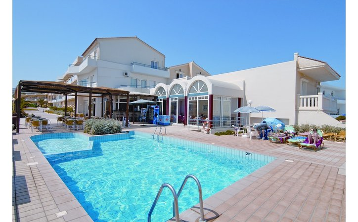 SEAFRONT HOTEL - APARTMENTS