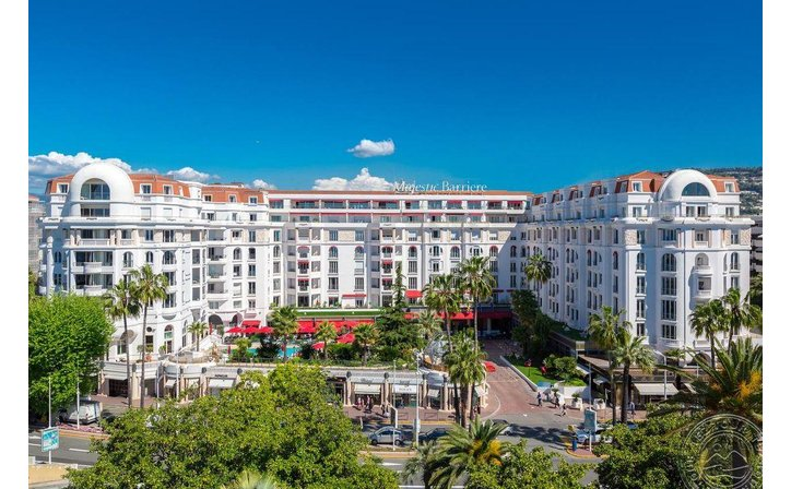 BARRIERE LE MAJESTIC CANNES