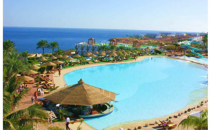 PYRAMISA HOTEL & RESORT SHARM