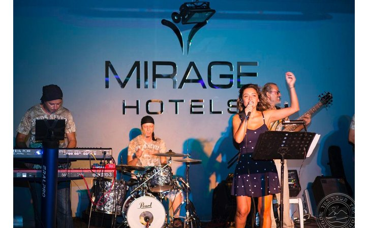 MIRAGE WORLD HOTEL