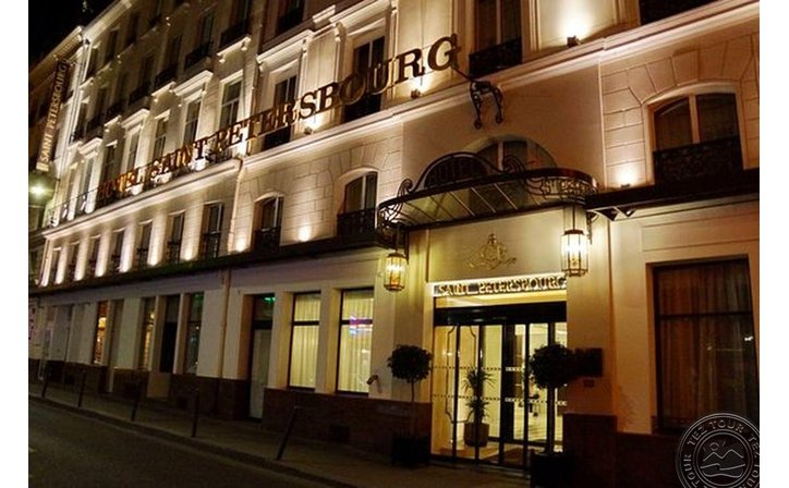 SAINT PETERSBOURG HOTEL