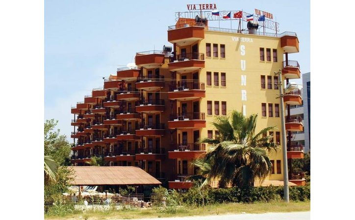 ATLAS BEACH HOTEL