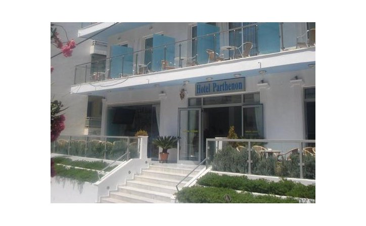 PARTHENON CITY HOTEL
