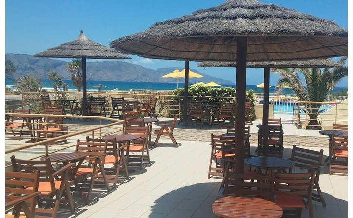 KAVROS BEACH RESORT
