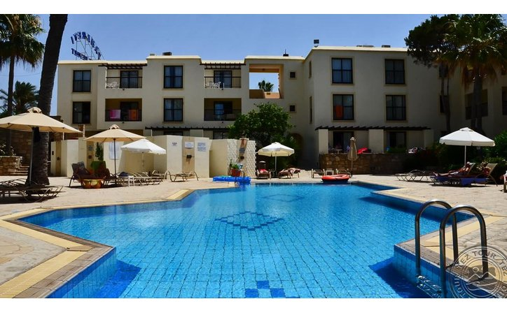 PANARETI PAPHOS RESORT APARTMENTS