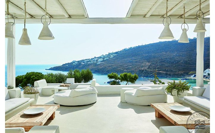 GRECOTEL MYKONOS BLU EXCLUSIVE RESORT
