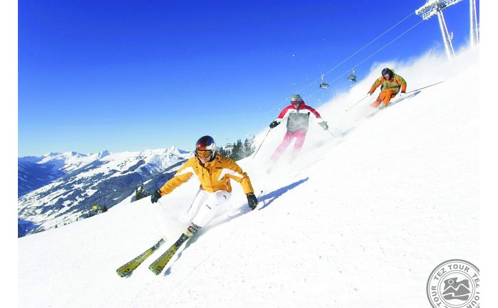 SKI SAFARI WEEKEND IN CENTRAL