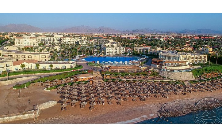 CLEOPATRA LUXURY RESORT SHARM